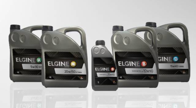Elgine Motor Oil